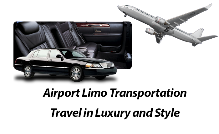 Airport limo montreal